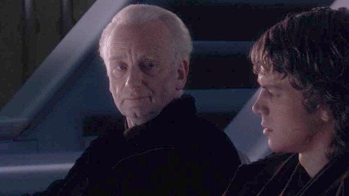 Star Wars Revenge of the Sith Darth Plagueis Opera Anakin Palpatine
