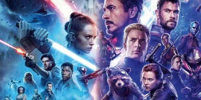 Star Wars Rise of Skywalker Avengers Endgame comicbookcom