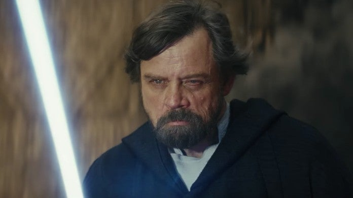 Star Wars Rise of Skywalker First Reactions Mark Hamill Keep to Yourself