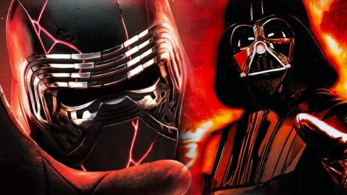 Star Wars Rise of Skywalker Kylo Ren Darth Vader comicbookcom