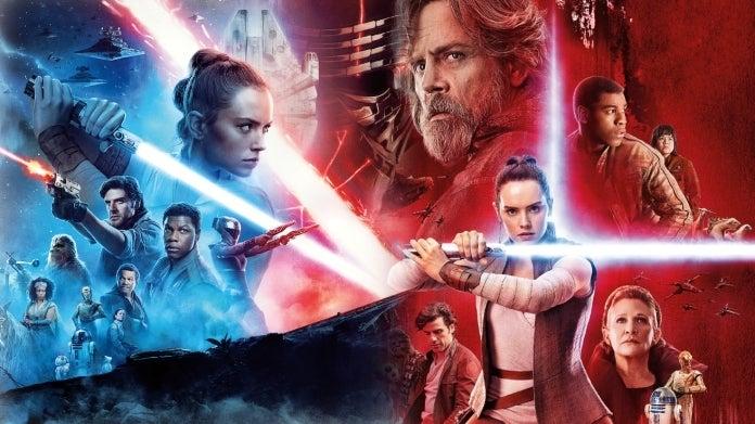 Star Wars Rise of Skywalker Last Jedi comicbookcom