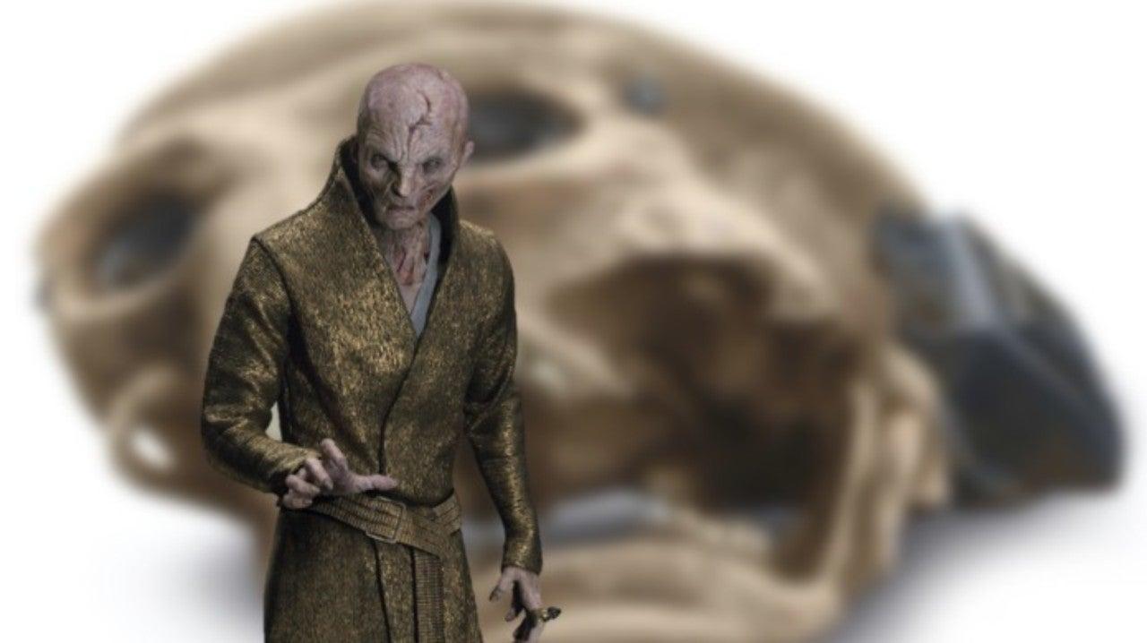 Star Wars: Is Snoke a Clone of Ochi of Bestoon?