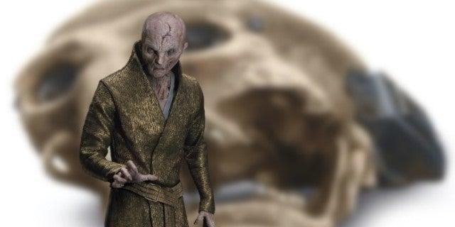 Star Wars Rise of Skywalker Snoke Clone Ochie of Bestoon Palpatine Theory
