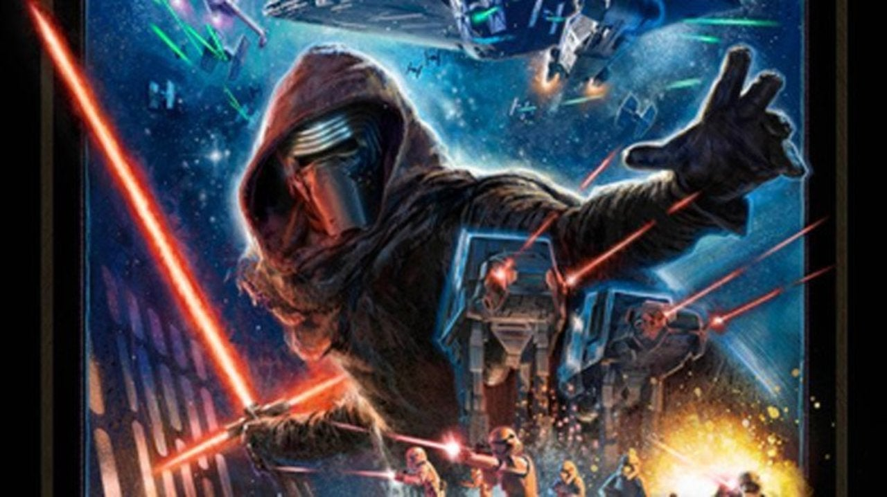 Disney Spoils Star Wars: Rise of the Resistance With Warning Sign