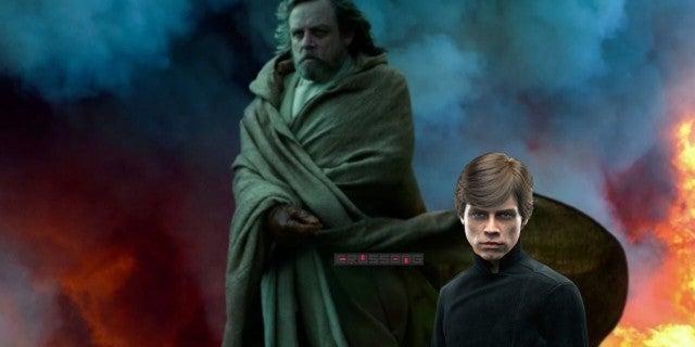 Star Wars Rise Skywalker Luke Resurrection Last Jedi Death Hate Rian Johnson JJ Abrams