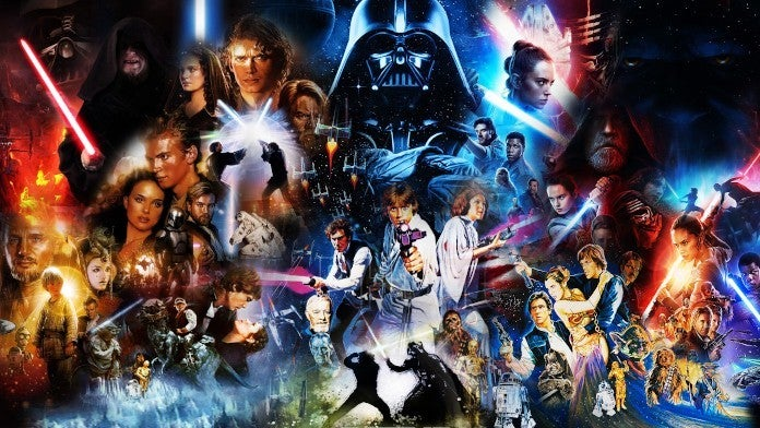 Star Wars Skywalker Saga Trailer
