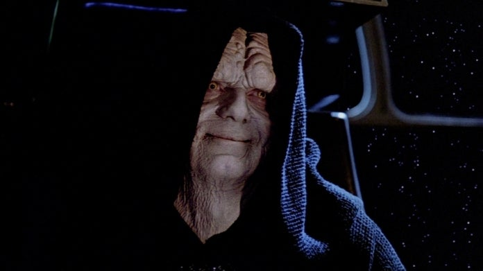 Star Wars The Emperor Ian McDiarmid
