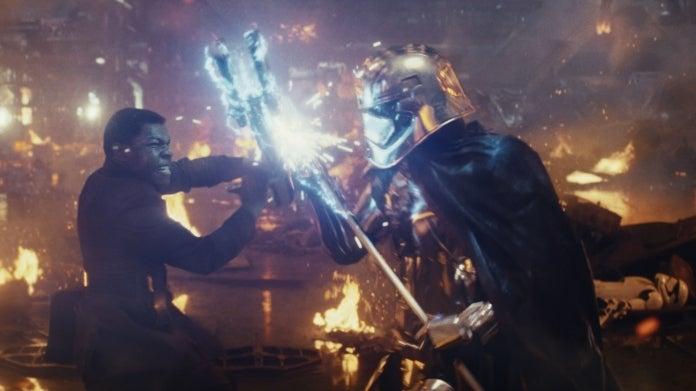 Star Wars The Last Jedi Phasma
