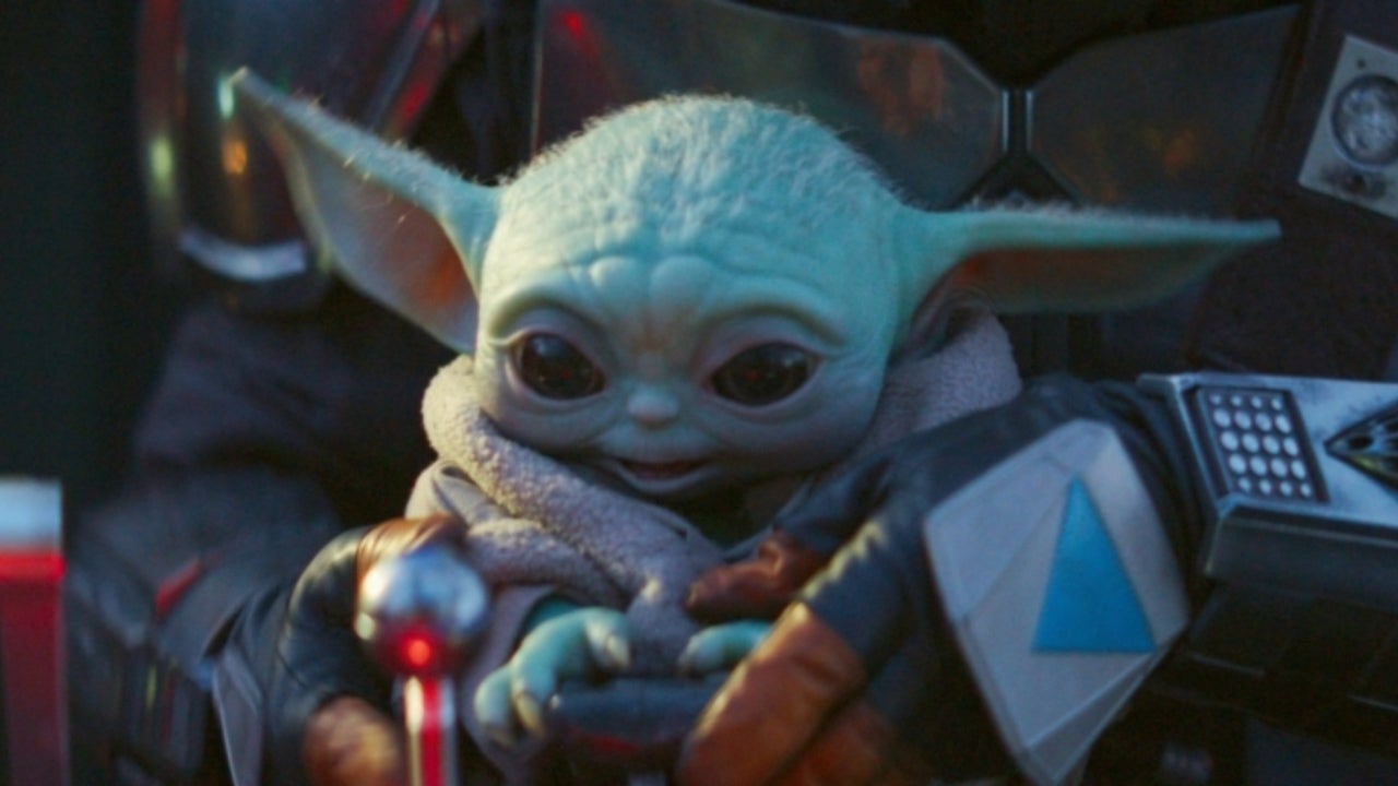 Baby Yoda Is Becoming A Street Art Pop Culture Icon