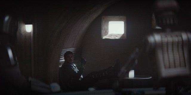 Star Wars The Mandalorian Chapter 5 Toro Calican Han Shot First Mos Eisley Cantina