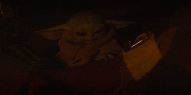 Star Wars The Mandalorian Chapter 7 Force Healing Power Baby Yoda