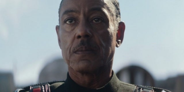 Star Wars: The Mandalorian Star Giancarlo Esposito Sheds Light on the Mysterious Moff Gideon