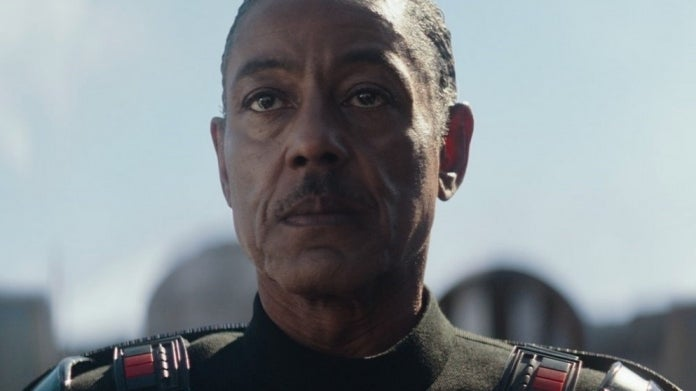 Star Wars The Mandalorian Moff Gideon Giancarlo Esposito