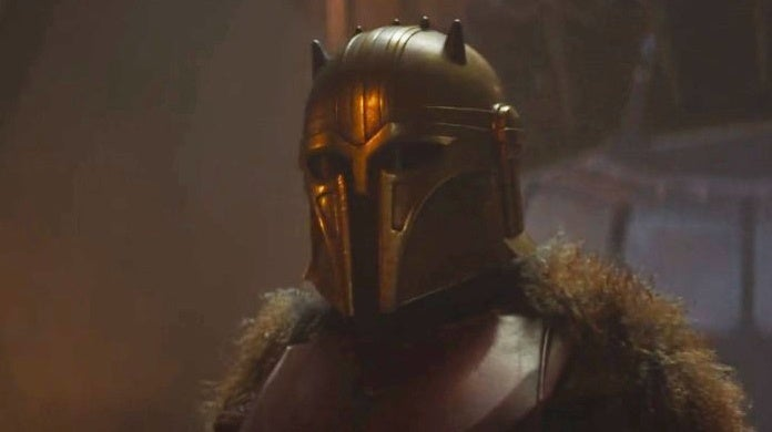 star wars the mandalorian the armorer