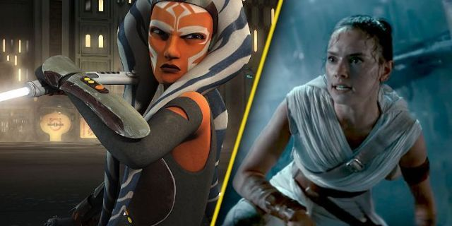 Star Wars: Ahsoka Actress Speaks Out on Her The Rise of Skywalker Appearance