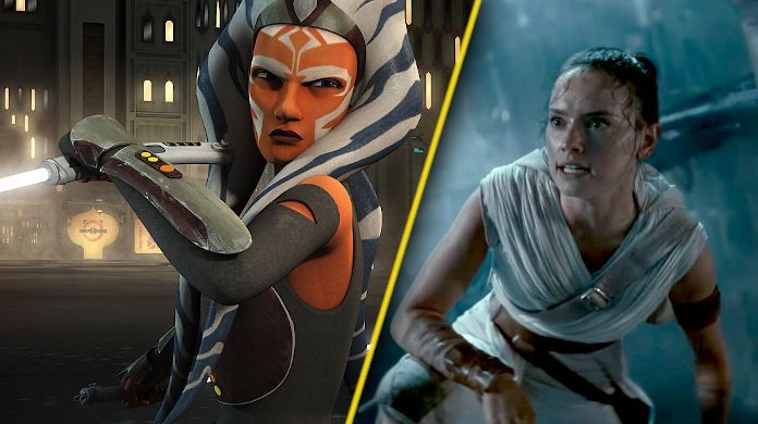 star wars the rise of skywalker ahsoka tano