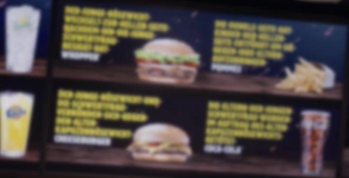 Star Wars The Rise of Skywalker Burger King