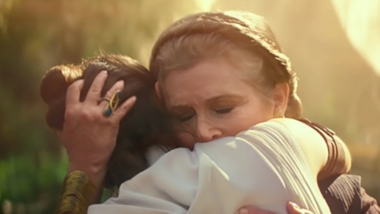 "Star Wars: The Rise of Skywalker Director J.J. Abrams Says Most Important Thing Is Making the Late Carrie Fisher ""Proud"""
