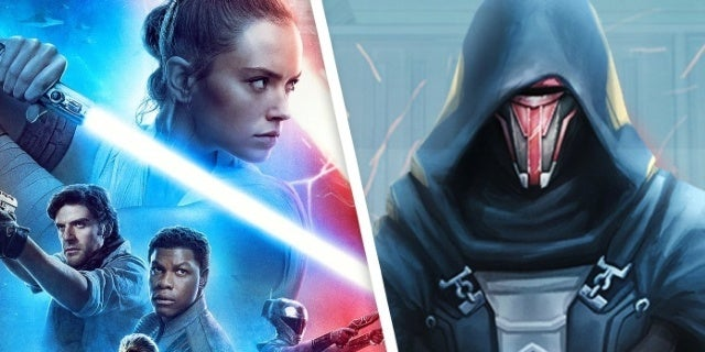 Star Wars: The Rise of Skywalker Hints Darth Revan Is Now Canon