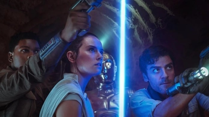Star Wars The Rise of Skywalker Finn Rey Poe