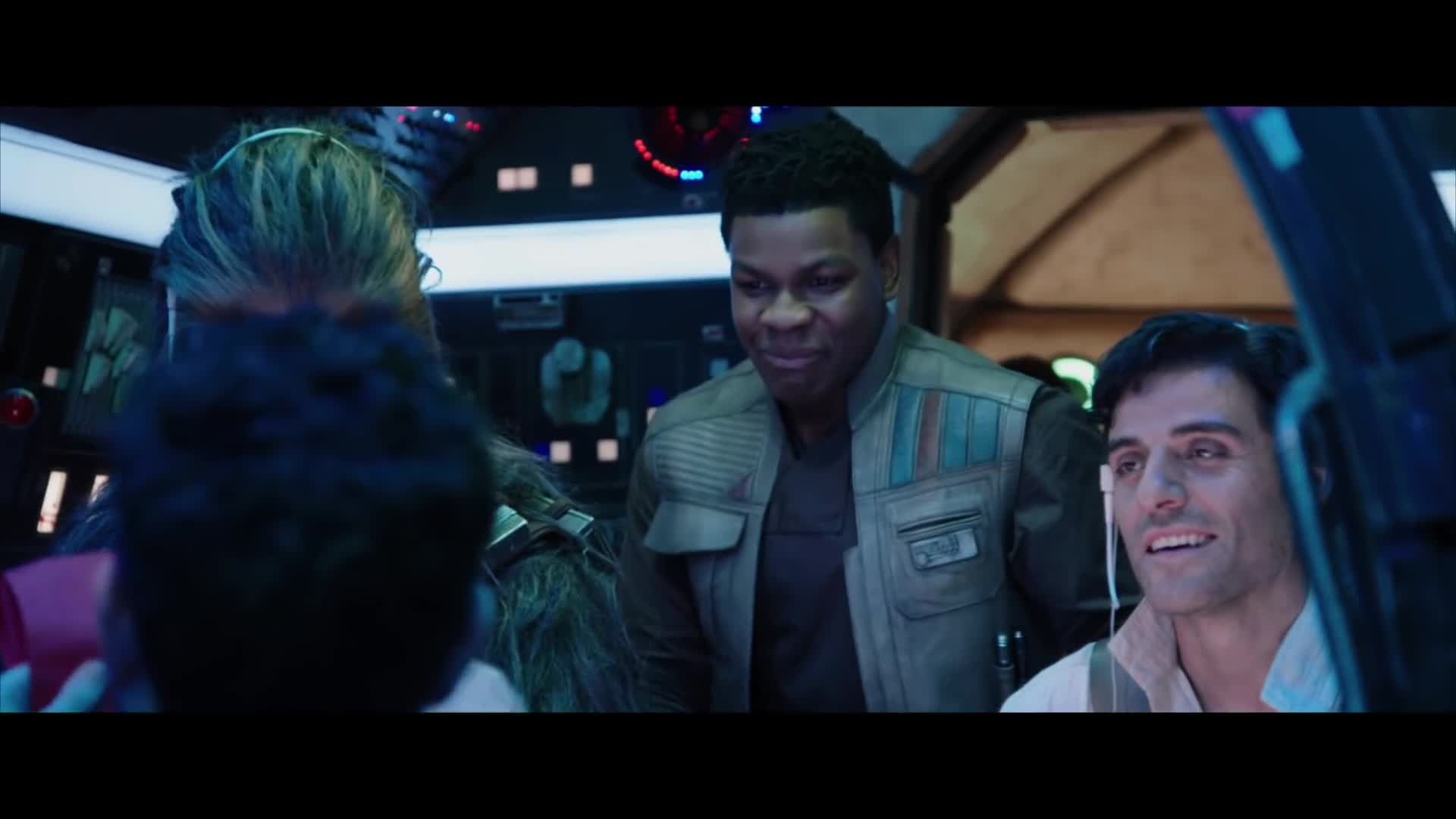 Star Wars: The Rise of Skywalker - Friendship Featurette [HD] screen capture