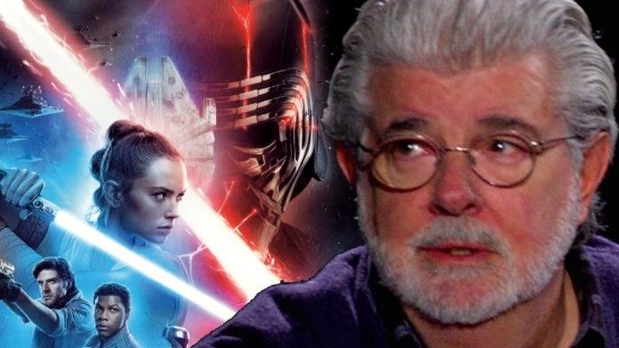 Star Wars The Rise of Skywalker George Lucas comicbookcom