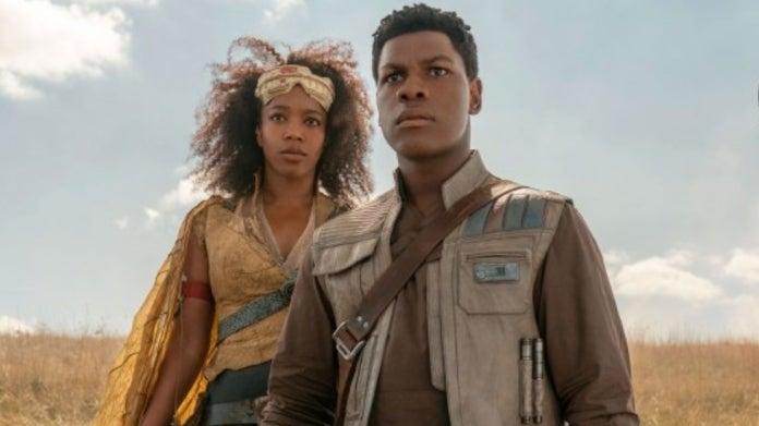 Star Wars The Rise of Skywalker Jannah Finn
