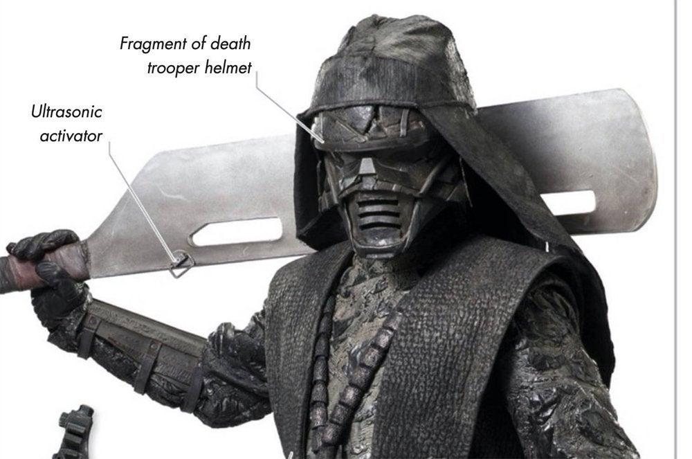 star wars the rise of skywalker knights of ren trudgen