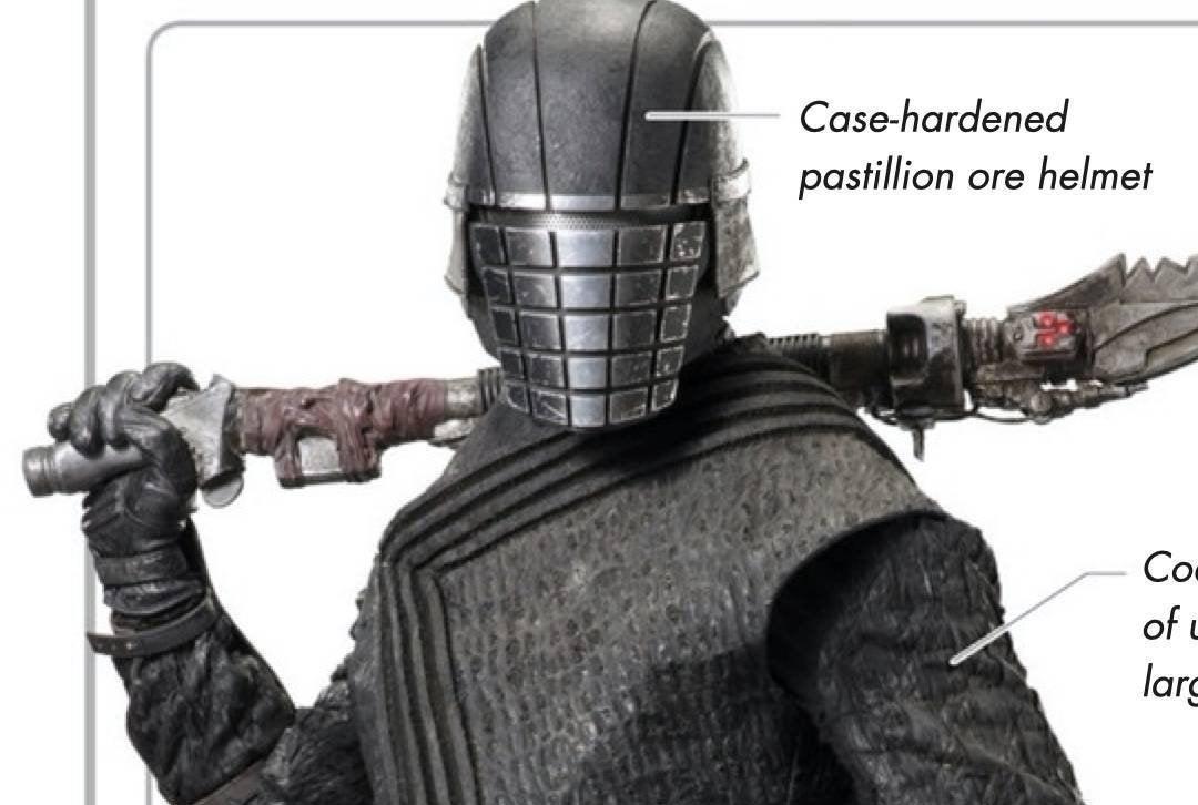 star wars the rise of skywalker knights of ren vicrul