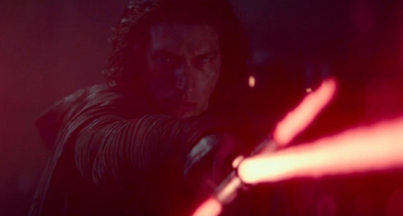 "Star Wars: Adam Driver Says You'll ""Really See"" Kylo Ren in The Rise of Skywalker"