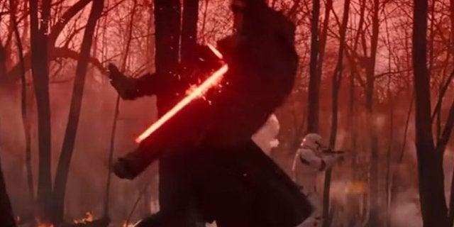 Star Wars: The Rise of Skywalker Novelization Excerpt Sheds Light on Opening Kylo Ren Scene