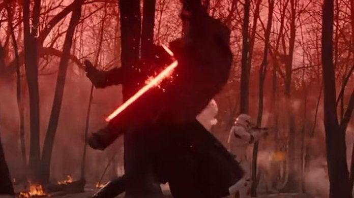star wars the rise of skywalker kylo ren mustafar