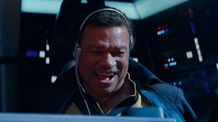Star Wars The Rise of Skywalker Lando Billy Dee Williams