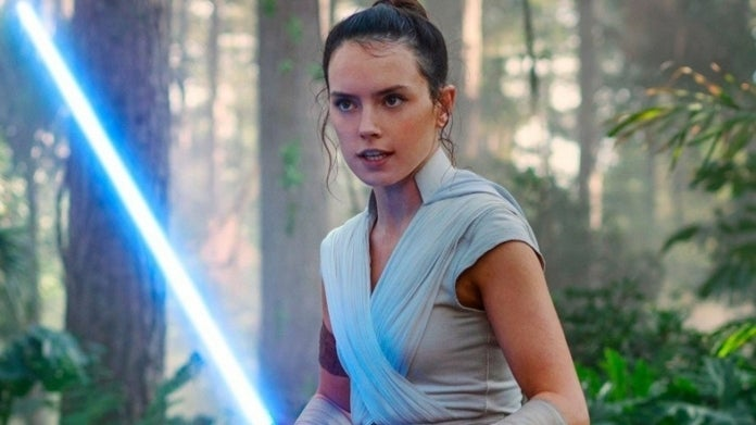 Star Wars The Rise of Skywalker Rey