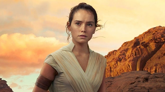 Star Wars The Rise of Skywalker Rey Daisy Ridley