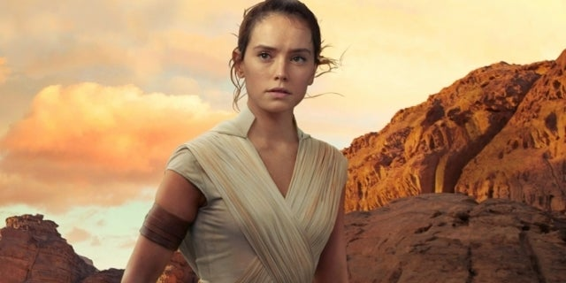 Star Wars The Rise of Skywalker Rey Force ghosts