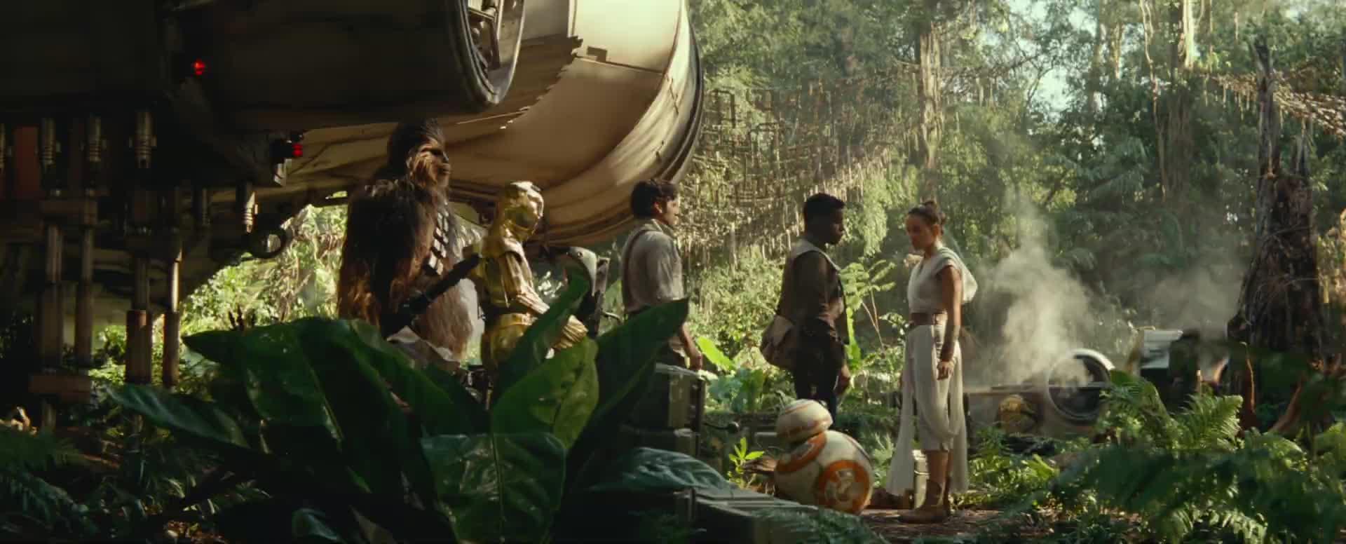 Star Wars: The Rise of Skywalker - TV Spot #16 [HD] screen capture