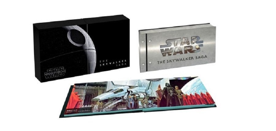 Star Wars The Skywalker Saga Box Set