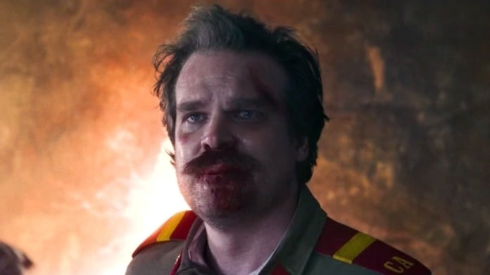 Stranger Things Hopper death David Harbour