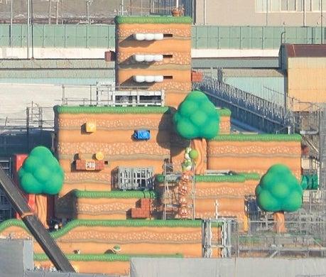 Super Nintendo World Yoshi