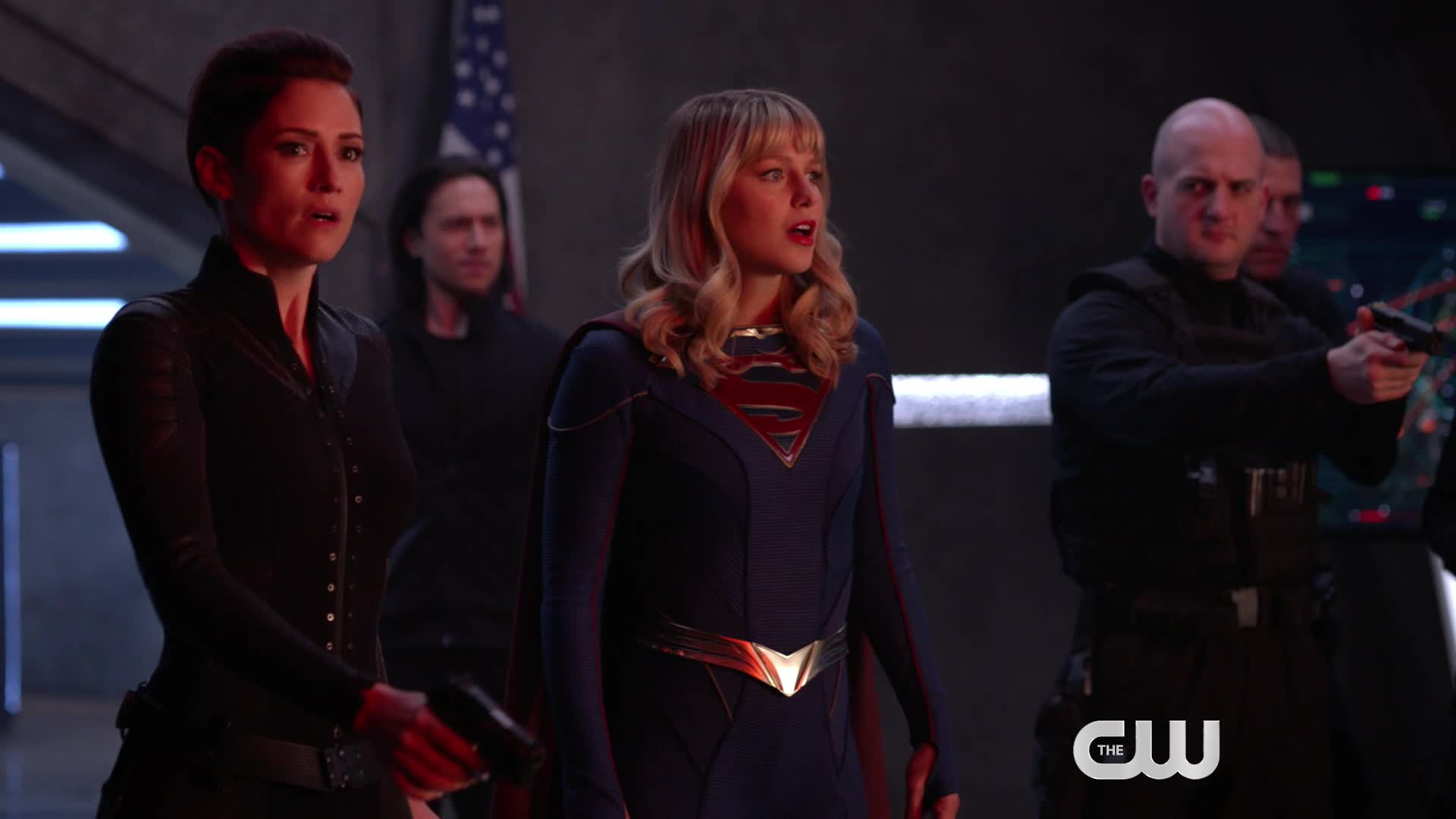 Supergirl: Crisis on Infinite Earths Clip screen capture