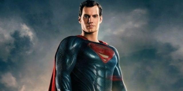 Superman Justice League Henry Cavill