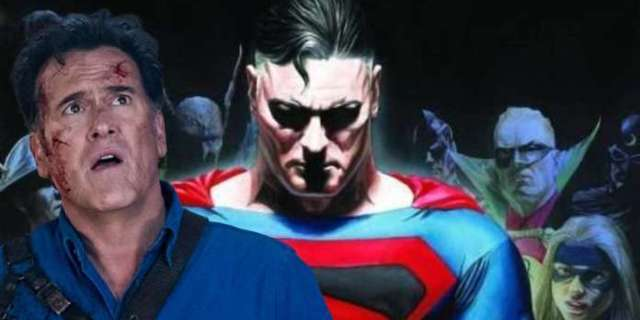 Bruce Campbell Volunteers To Play Kingdom Come Superman