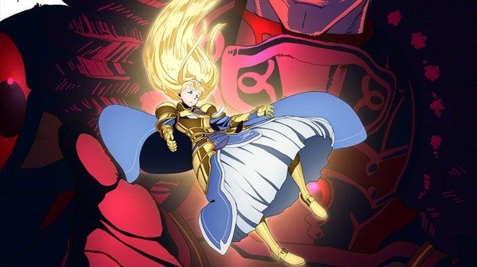 Sword Art Online Alicization War of Underworld Episode 12 Poster