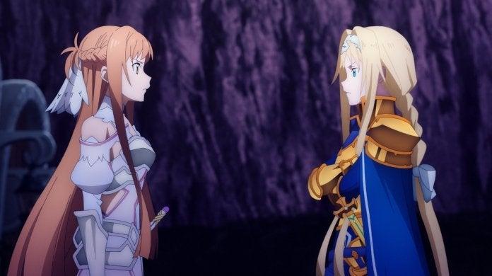 Sword Art Online War of Underworld Episode 10