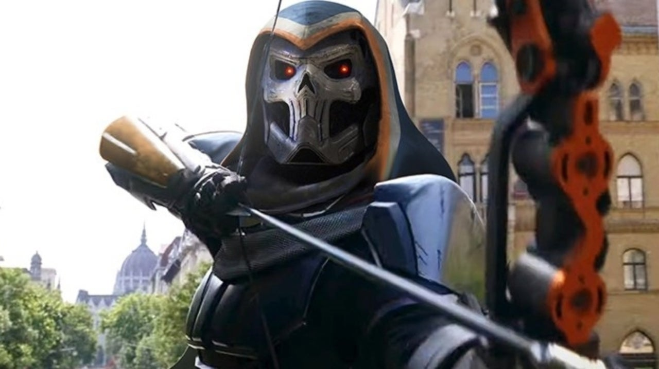 Bosslogic Gives Black Widow's Taskmaster a Comic-Accurate Makeover