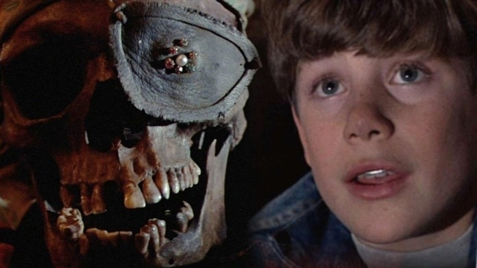 The Goonies 2 sequel Mikey One Eyed Willy comicbookcom