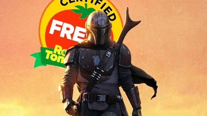 the mandalorian certified fresh
