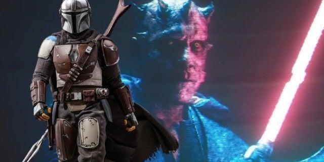 The Mandalorian Season 2 Darth Maul Teaser Ray Park Sam Witwer