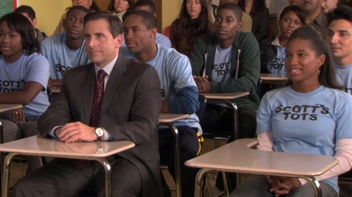 the office scotts tots